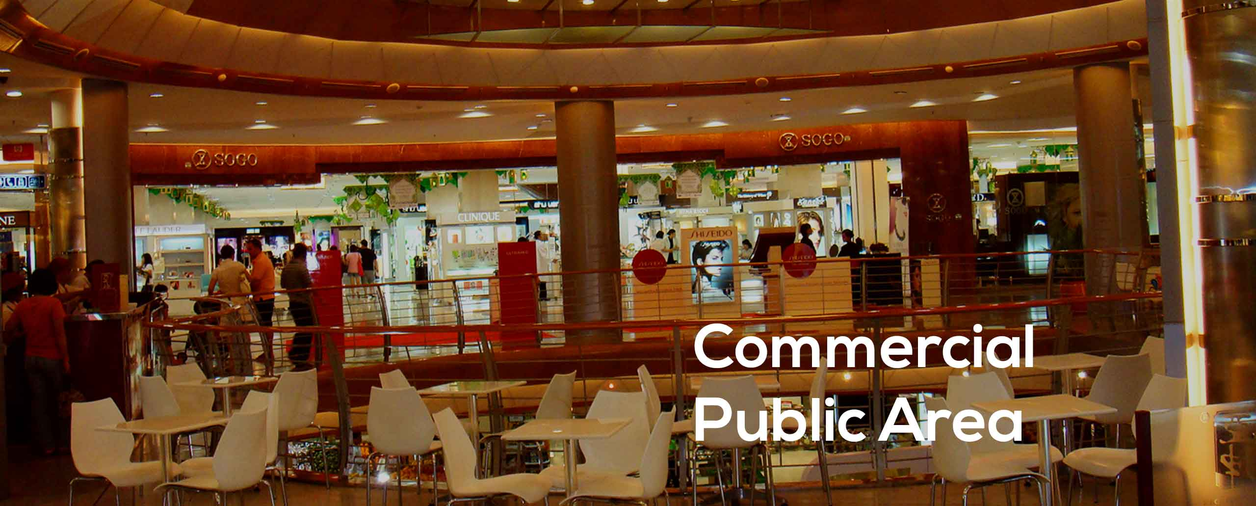 Commercial Public Area